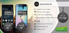 2GB OTELO Allnet Flat XL für 29,99€ mit Galaxy S7 für 99€ http://www.simdealz.de/vodafone/otelo-allnet-flat-xl-mit-galaxy-s7/