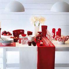 mesas navideñas -