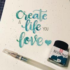 And love it to the fullest! #letteringgoodvibes @mikala.designs @_anjee3 @lettering.good.vibes . . . #type #brushtype #penandink #handfont #moderncalligraphy #calligraphy #brushcalligraphy #handwriting #brushlettering #brushlettered #brushletter #letter #handlettered #typography #handlettering #lettering #handtype #brushtype #brushscript #dndchallenge #togetherweletter #bujo #brushpenlettering #brushpen