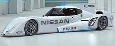 2014 Nissan ZEOD RC: Electric - Hybrid Vehicle