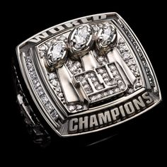 New York Giants Super Bowl Ring # 3