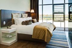 As the most luxurious hotel in the Northern Cape of South Africa, the four-star Protea Hotel Oasis in central Upington offers guests a truly memorable experience. Most Luxurious Hotels, Oasis, South Africa, Cape, African, Luxury, Bed, Furniture, Home Decor