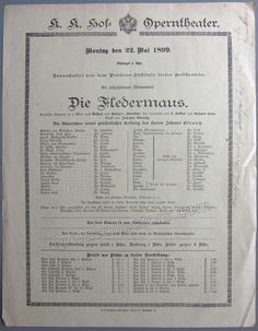 STRAUSS, Johann (II) - HELLSMESBERGER, Josef