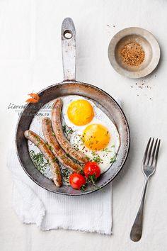 """""""завтрак"""" by Natalia Lisovskaya, via 500px."""