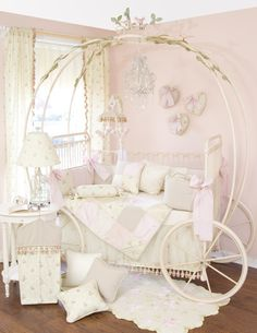 When you have a baby one day....Love it!!!  Story Time 4-Piece Crib Bedding Set-The crib, the crib!!