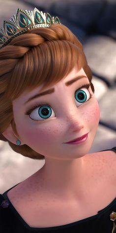 Anna Disney, Disney Rapunzel, Princesa Disney Frozen, Disney Princess Frozen, Disney Art, Princess Anna, Anna Frozen, Disney Princess Fashion, Disney Princess Pictures