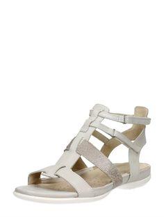 Ecco Flash Flache Sandalen Schwarz Damen Schuhe   Beliebt