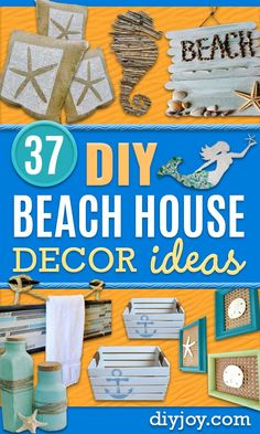 Home Interior Contemporary .Home Interior Contemporary Diy Home Decor Projects, Decor Ideas, Art Projects, Wall Art Crafts, Cheap Beach Decor, Home Remodel Costs, Beach House Decor, Home Interior, Cool Diy