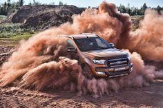 Пикап Ford Ranger 2016 / Форд Ренджер 2016 с двойной кабиной