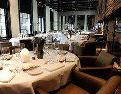 Vinkeles, an elegant restaurant housed in The Dylan hotel, has one Michelin star. It offers a blend of both classic and contemporary French cuisine.