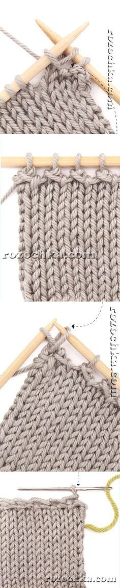 le point maille リ tricot laine wool knit mesh