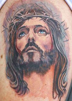 Tattoo Artist - Todo Brennan - Religious tattoo