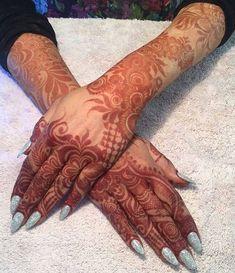 Henna Design By Fatima Khafif Mehndi Design, Mehndi Designs Book, Mehndi Designs For Girls, Mehndi Designs 2018, Mehndi Designs For Fingers, Wedding Mehndi Designs, Mehndi Design Pictures, Henna Tattoo Designs, Pretty Henna Designs