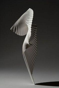 escultura papel - Buscar con Google