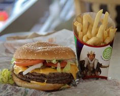 10 Fast Food Favorites Made Healthy