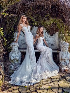 When Samantha and Avena meet, the wedding gowns of beauty and desire, the elegance and extravagance, holds together the perfection of a bridal inspiration.
