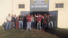 """Alemanes visitaron la cooperativa apícola """"El Colmenar"""" de Feliciano – Realidad…"""