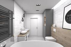 Łazienka styl Skandynawski - zdjęcie od BAGUA Pracownia Architektury Wnętrz