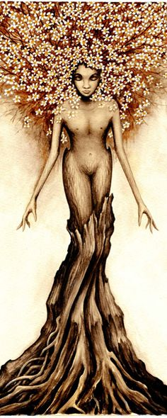 """Blossom"" The Fantasy Art of Marc Potts"