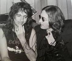 Image result for Alice Cooper with John Lennon