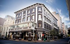 Stop at The Grand Daddy Hotel to discover the wonders of Cape Town. The hotel offers guests a range of services and amenities designed to provide comfort and convenience. Take advantage of the hotel's free Wi-Fi in all rooms, Wi-Fi in public areas, c Cape Town Accommodation, Cape Town Hotels, V&a Waterfront, Daddy, Victoria Falls, Night City, Cool Bars, Hotel Offers, South Africa
