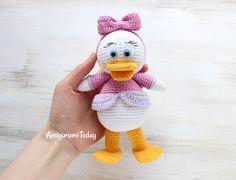 Webby Duck - Free amigurumi pattern by Amigurumi Today
