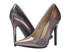 C Label Womens Dayna-7 Bronze Multi - Heels