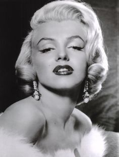 Miss Marilyn Monroe!