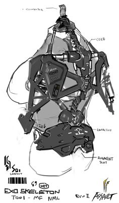 The Anti-Diet Solution is a system of eating that heals the lining inside of your gut by destroying the bad bacteria and replacing it with healthy bacteria Robot Concept Art, Weapon Concept Art, Armor Concept, Arte Ninja, Arte Robot, Powered Exoskeleton, Exoskeleton Suit, Armadura Sci Fi, Character Concept
