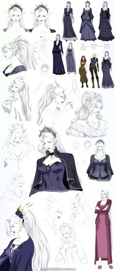 New fashion sketches tutorial deviantart 68 Ideas Female Character Design, Character Modeling, Character Concept, Character Art, Concept Art, Girls Characters, Fantasy Characters, Female Characters, Anime Characters