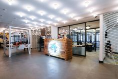 WeWork South Station. 745 Atlantic Ave, Boston, MA 02111. Flexible access, high speed internet, weekly events, and tons of other great amenities.