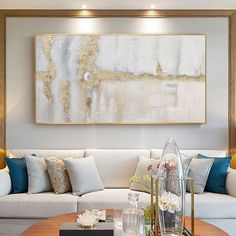 Canvas Home, Canvas Wall Art, Wall Behind Sofa, Gold Drawing, Gold Wall Art, Nordic Art, Black And White Wall Art, Panel Art, Living Room Paint