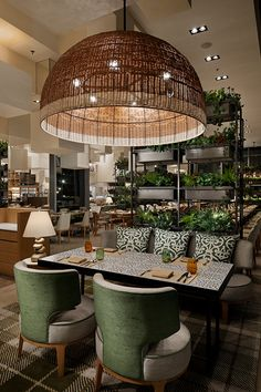 "bond | Shangri-La Hotel Xiamen ""CAFE AMOY""All Day Dining - 2017 / Xiamen, China Hotel Interior Design, Hotels Design, Dining Interior, Bar Design Restaurant, House Interior, Hotel Interiors, Interior, Shangri La Hotel, Dining Design"