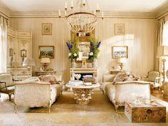 Rod Stewart's living room
