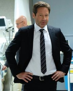 I'm here for David F*cking Duchovny
