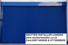 #IndustrialRollerShutterLondon SHUTTER INSTALLER LONDON www.shutterinstaller.co.uk Cont.02071400028 & 07730286838