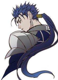 Fate Zero, Manga Anime, Anime Art, Fate Archer, Manhwa, Character Art, Character Design, Fate Characters, Fate Stay Night Anime