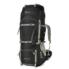 Mountaintop Outdoor Sport Water-resistant Internal Frame Backpack Hiking Backpack Backpacking Trekking Bag with Rain Cover for Climbing,camping,hiking,Travel and *** Don't get left behind, see this great product : Backpacks for hiking Best Hiking Backpacks, Cool Backpacks, Rucksack Backpack, Black Backpack, Backpack 2017, Backpack Online, Small Backpack, Laptop Backpack, Sac A Dos Trekking