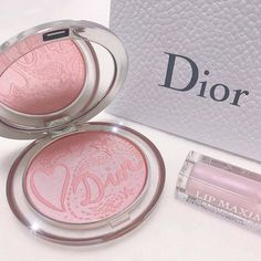 Uploaded by Sophie 🦋. Find images and videos about beautiful, pink and beauty on We Heart It - the app to get lost in what you love. Makeup Collection Storage, Make Up Collection, Dior Makeup, Makeup Cosmetics, Makeup Blush, Cute Makeup, Pretty Makeup, Makeup Pics, Dior Beauty