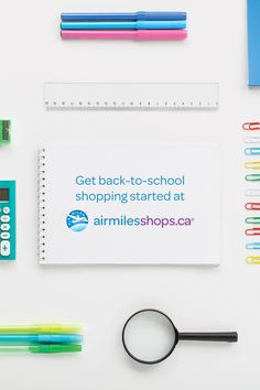 Get Rewarded at online retailers Miles Credit Card, Air Miles Rewards, Back To School Shopping, Getting Organized, Online Shopping, How To Apply, Wall Stickers, Cooking, Funny