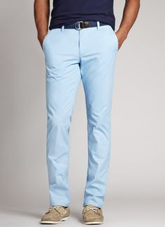 Slim Light Blue Washed Chinos for Men | BonobosOur best-selling, best-fitting pant is sure to make you Dad's best kid - for a day, at least.