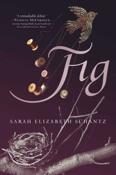 {READ IT} Fig by Sarah Elizabeth Schantz - a book with an unreliable narrator. Narrated by Fig, from ages six to nineteen, it's a painfully authentic portrayal of life with mental illness and a mother-daughter relationship. One of the most fascinating books I've read in a while; I can't stop talking about it.