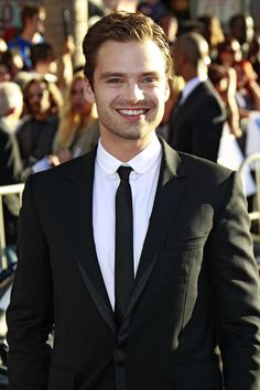 07/19/11 - Los Angeles Premiere of 'Captain America The First Avenger' - 080 - Sebastian Stan Photo Archive |