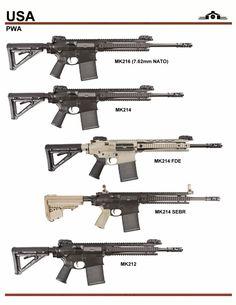 PWA MK2 Series