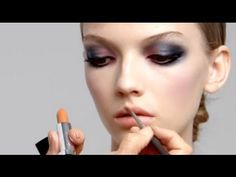 How To Get The Vamp Look by Marc Jacobs Beauty Watch and learn on how to apply makeup and get that look