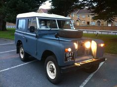 Land Rover series 2A 88 super condition SOLD (1967)
