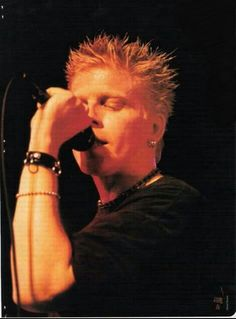 Dexter Holland of The Offspring.