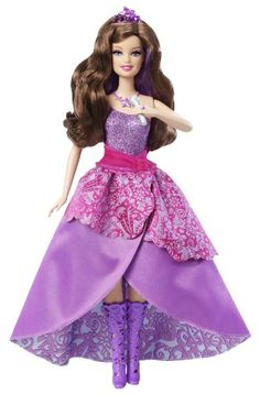 Barbie The Princess  the Popstar 2in1 Transforming Keira Doll *** Be sure to check out this awesome product.