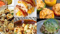 Favorite Low Carb Recipe Roundup from www.lowcarbzen.com