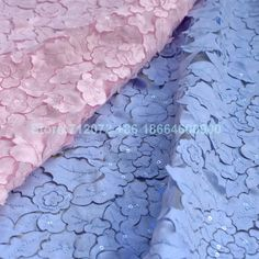 Aliexpress.com : Buy New Pink/light blue/off white chiffon sequins lace fabric 130cm width 1 yard from Reliable fabric bridal lace suppliers on Hong Kong Sino Garment Accessories Co., Ltd
